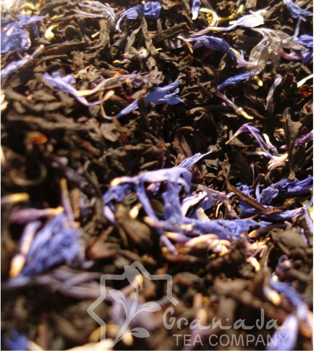 Té Earl Grey Blue