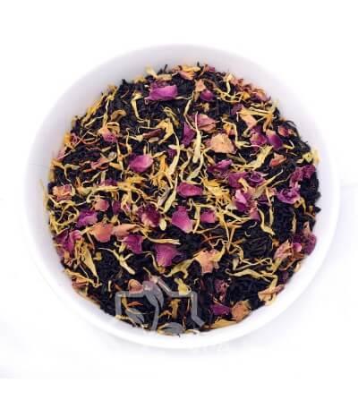 Cuenco de té negro Duende del Sur