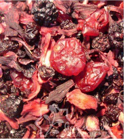 Infusión Frutas del bosque