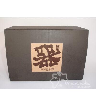 caja de juego de té matcha akemi