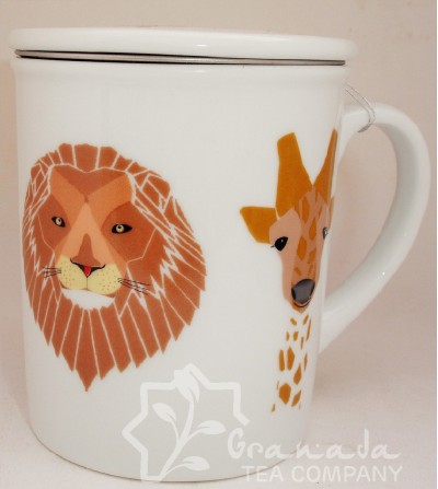 Mug con filtro Safari