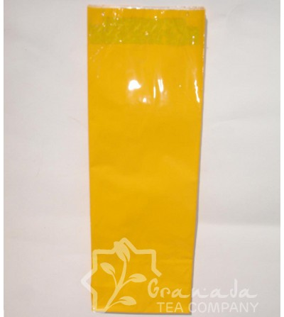 Bolsa amarilla de 100 gr.