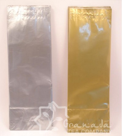 bolsas oro y plata