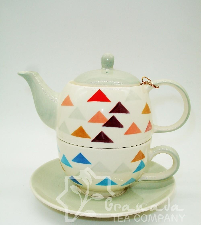 Tea For One Pyramids