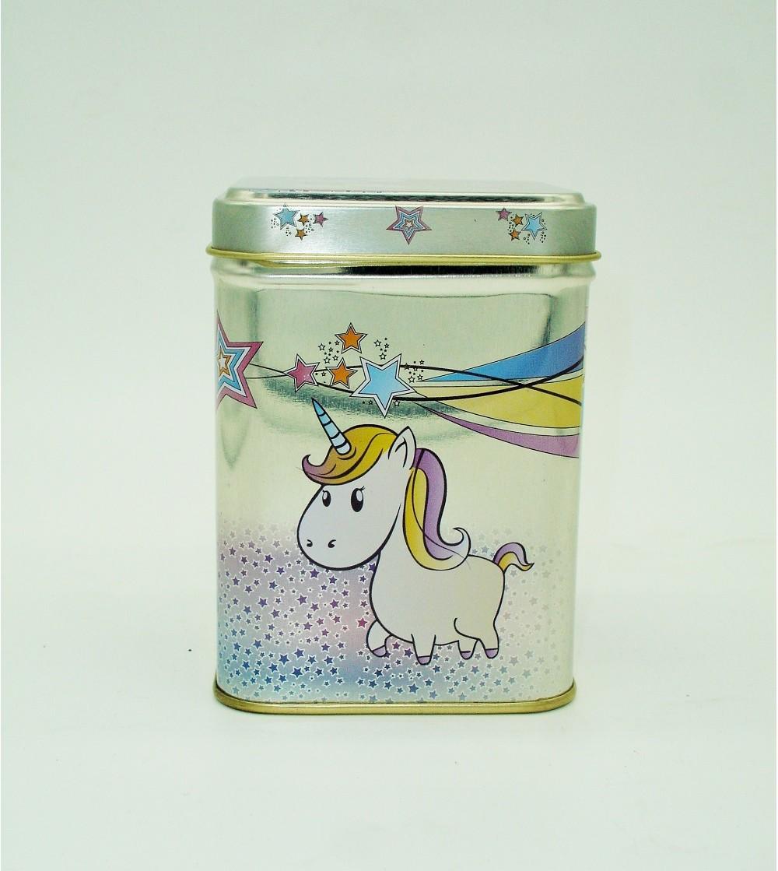 Lata Unicornio, 100 gr.