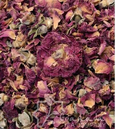 petalos de rosa entera