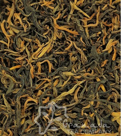 Té China Yunnan Golden Monkey