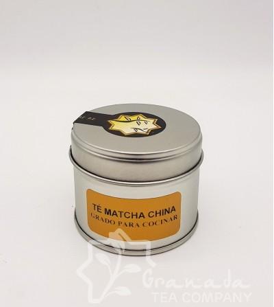 Te Verde Matcha Cooking Bio - Latita De 30 Gr.