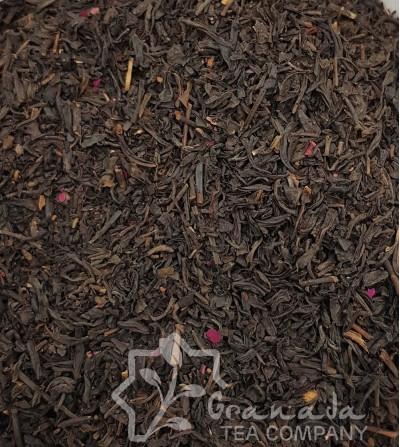 Té Negro China Rosa Natural