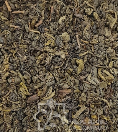 Té Verde China Gunpowder Biológico, grado 1