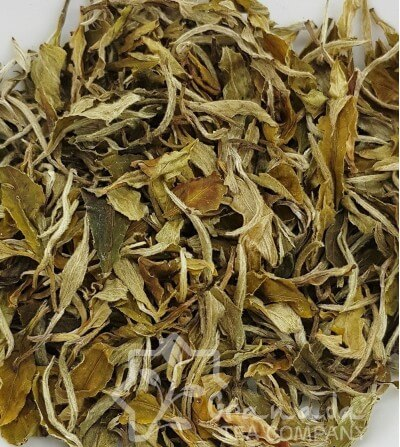 Té China Orchid Snow Buds BIO 100 gr