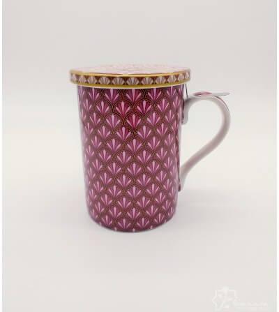 Mug con filtro Atmósfera Rosa.