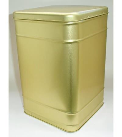 Lata Oro Cuadrada, 2 kg
