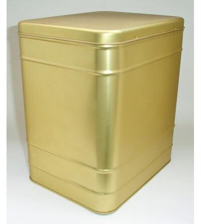 Lata Oro Rectangular, 1.5 kg