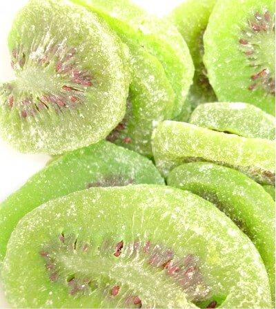 Kiwi Rodajas Deshidratadas Dulces